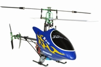 WASP V4 Belt 250 RTF 2.4G CNC And Carbon RC Helicopter
