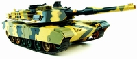 1/24 Airsoft BB M1A2 Abrams RC Tank