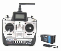E-Fly 100C 2.4GHx 6CH Radio Controller